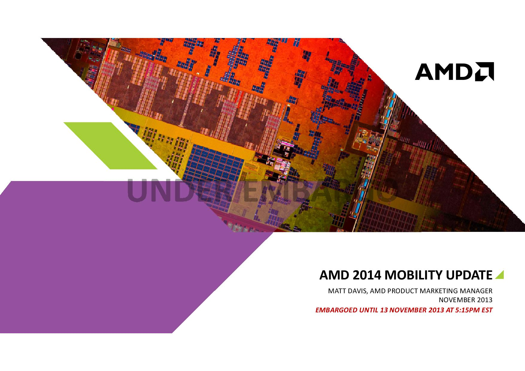 AMD Mobility APU Lineup Announcement Press Deck-001